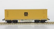 Rocky-Rail RR40130 AAE Containerwagen 4-achs Ep.6