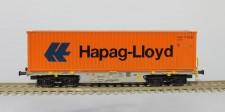 Rocky-Rail RR40131 AAE Containerwagen 4-achs Ep.6
