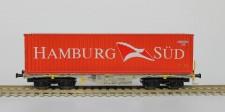 Rocky-Rail RR40132 AAE Containerwagen 4-achs Ep.6