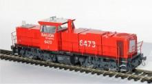 Rocky-Rail RR64731 Railion Diesellok Serie 6400 Ep.6
