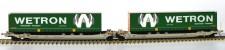 Rocky-Rail RR90329 AAE Cargo Taschenwagen 6-achs Ep.6