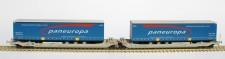 Rocky-Rail RR90335AC AAE Cargo Taschenwagen 6-achs Ep.6