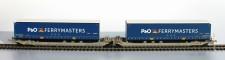 Rocky-Rail RR90337AC AAE Cargo Taschenwagen 6-achs Ep.6