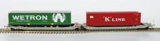 Rocky-Rail RR90363 AAE Cargo Taschenwagen 6-achs Ep.6