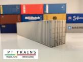 PT Trains 804001 40´ HC type MSC White