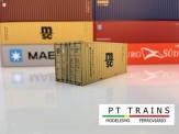 PT Trains 820001 20´DV MSC (MSCU6356994)