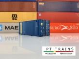 PT Trains 820009 20´DV RAFFLES (RFCU2268981)