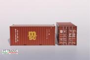 PT Trains 820014 20´DV MSC (GLDU3946348)
