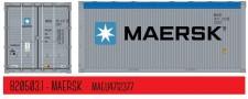 PT Trains 820503.1 20ft OT MAERSK (MAEU4712377)