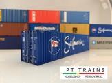 PT Trains 840004 40´ HC SAFMARINE (MRKU2425604)