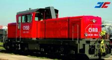 Jägerndorfer JC10670 ÖBB E-Lok Rh 2068 Ep.6 AC