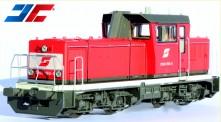 Jägerndorfer JC10680 ÖBB E-Lok Rh 2068 Ep.5 AC