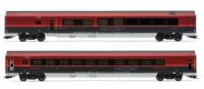 Jägerndorfer JC11217 ÖBB railjet Personenwg-Set 2-tlg Ep.6 AC