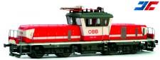Jägerndorfer JC14632 ÖBB E-Lok Rh 1163 Ep.6 AC