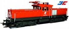 Jägerndorfer JC16002 ÖBB E-Lok Rh 1063 Ep.6 AC