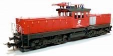 Jägerndorfer JC16050 ÖBB E-Lok Rh 1063 Ep.5 AC
