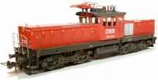 Jägerndorfer JC16060 ÖBB E-Lok Rh 1063 Ep.6 AC