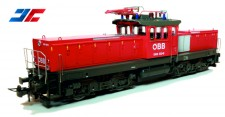 Jägerndorfer JC16090 ÖBB E-Lok Rh 1063 Ep.6 AC