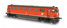Jägerndorfer JC20510 ÖBB Diesellok Rh 2050.011 Ep.4/5