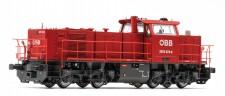 Jägerndorfer JC20712 ÖBB Diesellok Rh 2070 Ep.6