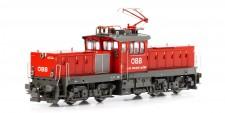 Jägerndorfer JC26140 ÖBB E-Lok Rh 1063 049-1 Ep.6