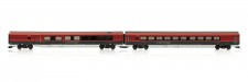 Jägerndorfer JC70218 ÖBB railjet Personenwagen-Set 2-tlg Ep.6