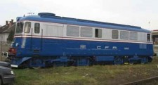 AF Models AF19103 CFR Infrast. Diesellok 60-0362-8 Ep.5