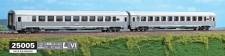AF Models AF25005 CFR Personenwagen 2.Kl. 2-tlg Ep.6