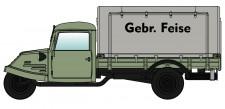 NPE NA88026 Goliath GD750 Tiefpritsche Gebr. Feise