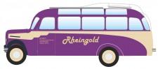 NPE NA88054 Borgward Bus B2000 Rheingold