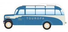 NPE NA88055 Borgward Bus B2000 Touropa