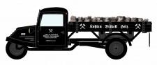 NPE NA88190 Goliath GD750 Hochpritsche Kohlenhandel