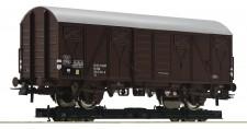 Roco 34575 DR Rollwagen 4-achs Ep.3/4