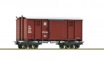 Roco 34622 DR Gedeckter Güterwagen Ep.3-6