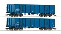 Roco 37644 CD Cargo Güterwagen-Set. 2-tlg. Ep.6