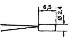 Roco 40322 Drahtlampe, 12 V