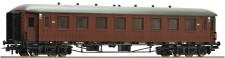 Roco 51276-3 NSB Personenwagen 4-achs Ep.3/4