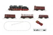 Roco 51318 Digital-Startset DB BR 57 +Güterzug Ep.4