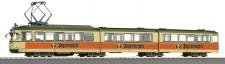 Roco 52581 Jägermeister Straßenbahn Ep.3-6