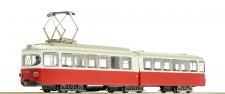 Roco 52583 Straßenbahn DÜWAG GT6 Ep.3-5