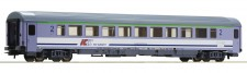Roco 54173 PKP Personenwagen 2.Kl. 4-achs. Ep.6