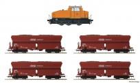 Roco 61466 RAG Zug-Set 5-tlg. Ep.4