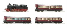 Roco 61477 DRG Personenzug-Set 4-tlg. Ep.2