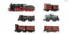 Roco 61481 KPEV Güterzug Jahreszug 2021 6-tlg Ep.1