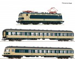 Roco 61483 DB Zugset Karlsruher Zug 3-tlg Ep.4