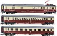 Roco 64167 DB IC Personenwagen-Set 3-tlg Ep.4