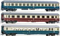 Roco 64168 DB IC Personenwagen-Set 3-tlg Ep.4