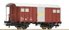Roco 66203 SBB gedeckter Güterwagen Ep.4