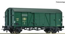 Roco 66886 SNCB gedeckter Güterwagen Ep.3