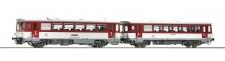 Roco 70382 ZSSK Diesel-Triebzug Rh 810 2-tlg. Ep.5